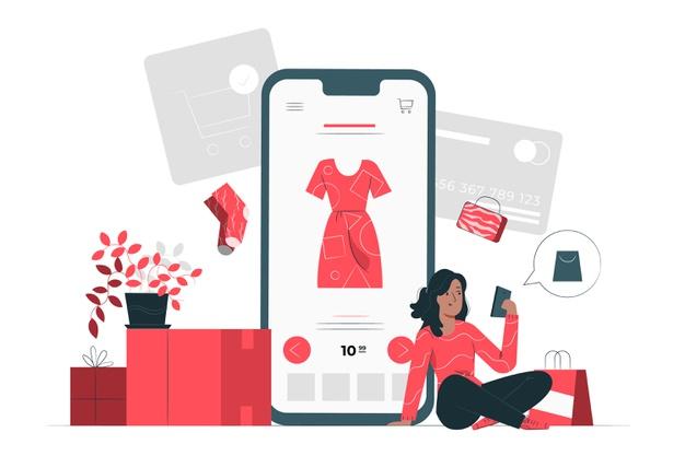 E-Commerce Website Design, Prettifyweb